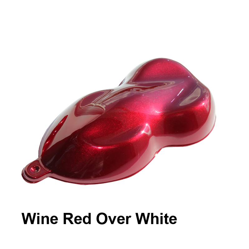 Kgc R01 Wine Red Candy Graphic Color
